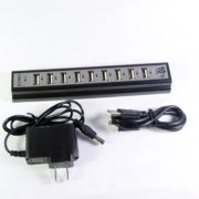 10 port USB 2.0 HUB ($24.80) model-(U10-57)
