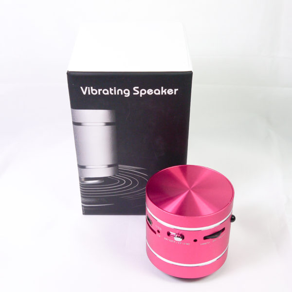 Vibrating speaker ($38.90) model (VS-90)